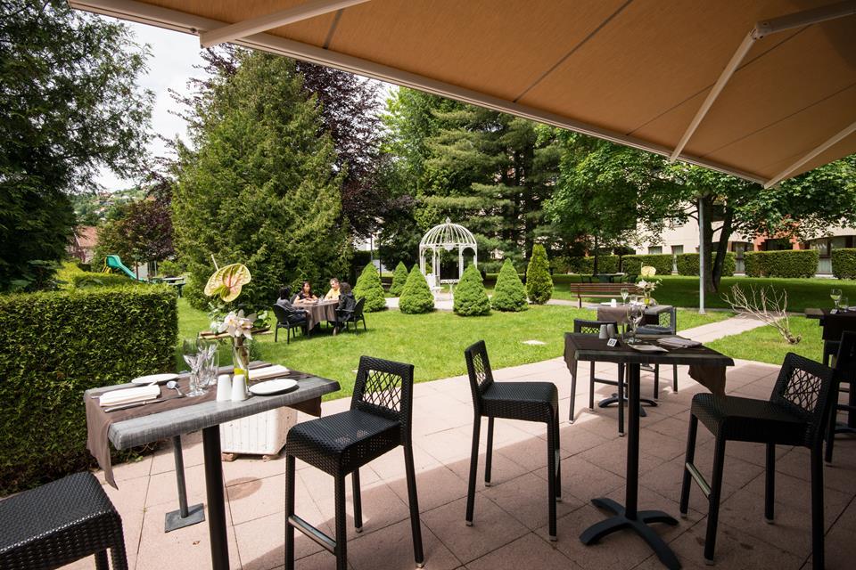 Venez profiter de notre terrasse durant tout l'été